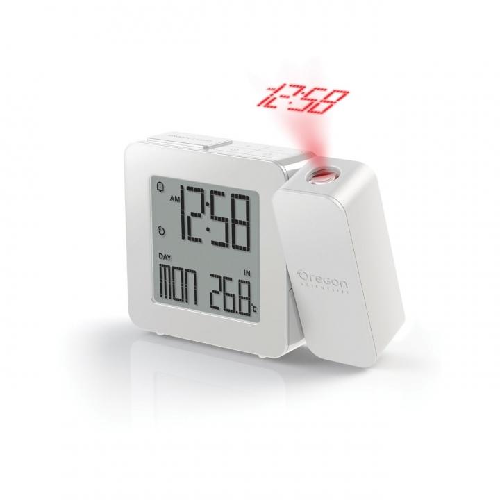 Digitální budík s projekcí RM338PW PROJI