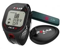 Polar RCX3 Black S3 (BĚH) vč. interface DataLink