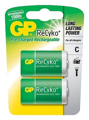 GP C ReCyko+ 3000 series, nabíjecí, 2 ks
