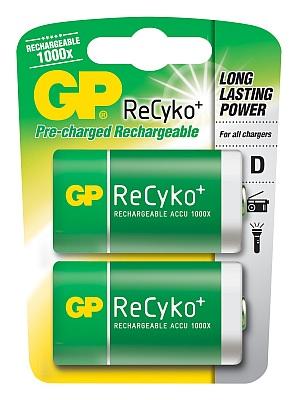 GP D ReCyko+ 5700 series, nabíjecí, 2 ks
