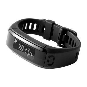 Garmin monitorovací náramek vivosmart Optic Black (vel XL)