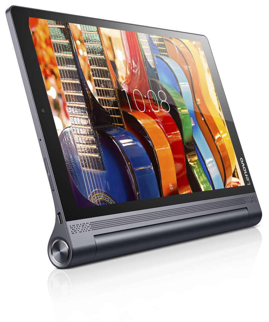 "Lenovo YOGA TAB 3 PRO Atom x5-Z8500 2,24GHz/2GB/32GB/10,1""IPS/2560x1600/PROJEKTOR/ANYPEN/4G/Android 5.1 černá ZA0G0061CZ"