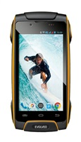 EVOLVEO StrongPhone Q8 LTE, vodotěsný odolný Android Octa Core smartphone, Dual sim