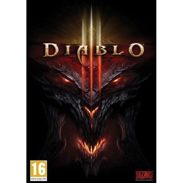 PC CD - Diablo 3