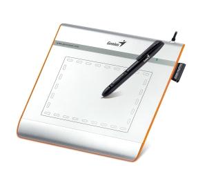 Genius graphic tablet EasyPen i405X, 4''x5.5''