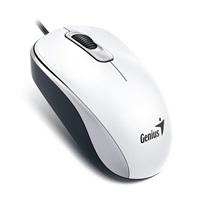 Genius DX-110/ drátová/ 1000 dpi/ USB/ bílá