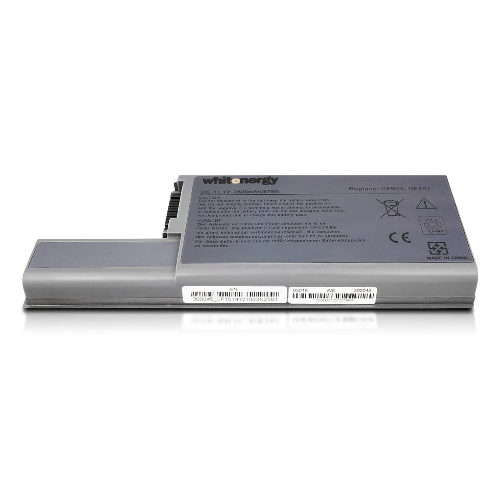 Whitenergy Premium HC baterie pro Dell Latitude D820 11.1V Li-Ion 7800mAh