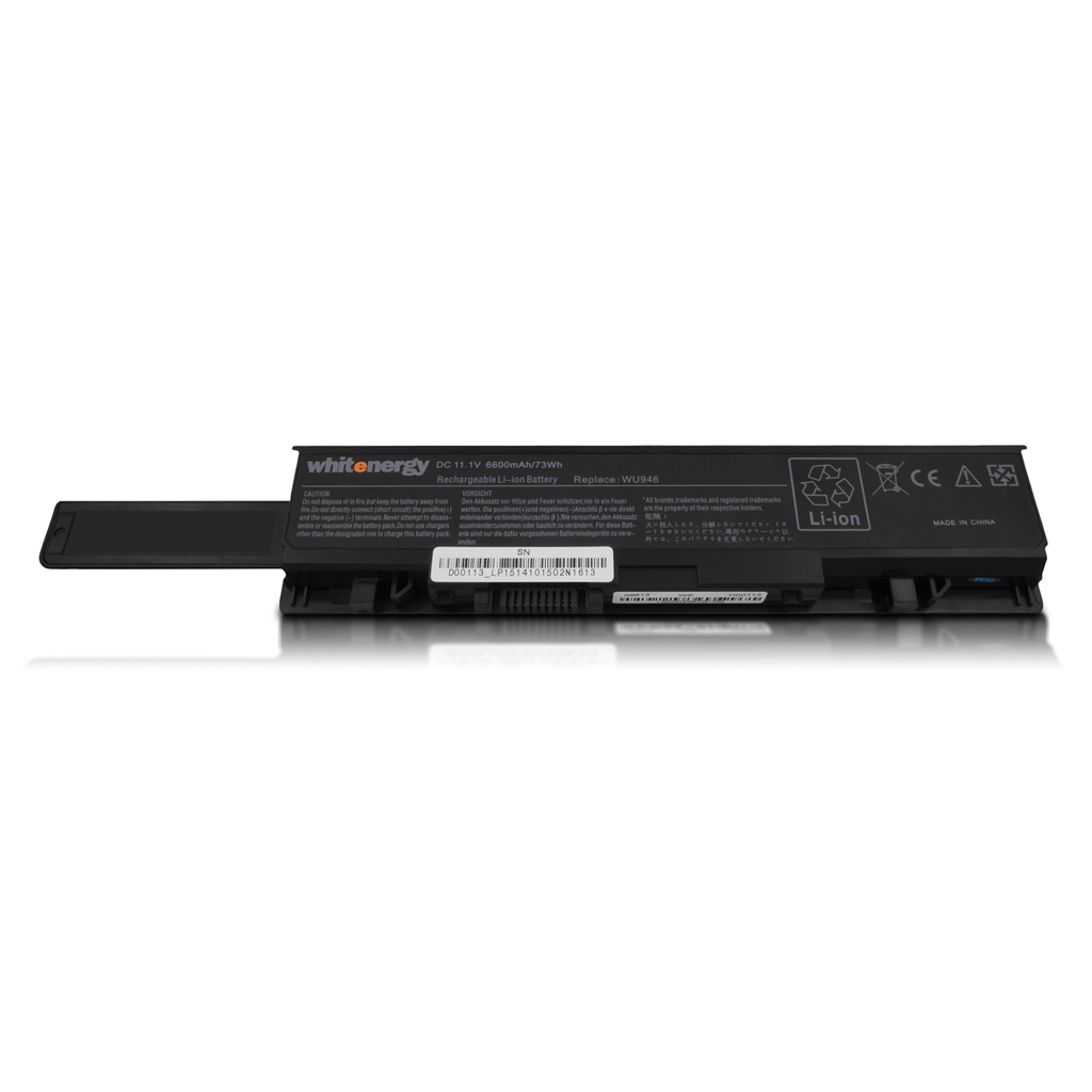 WE HC baterie pro Dell Studio 15 11,1V 6600mAh
