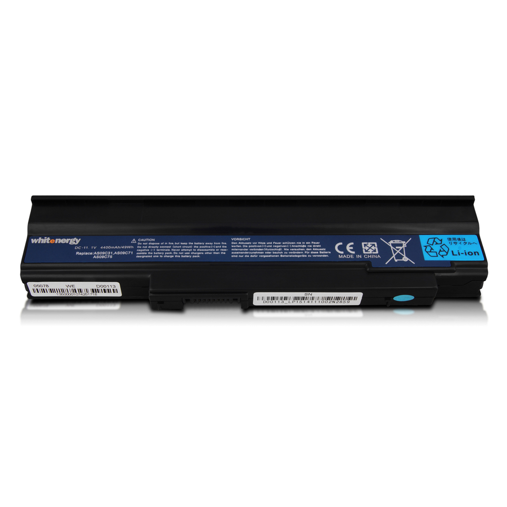 WE baterie Acer AS09C31 11.1V 4400mAh