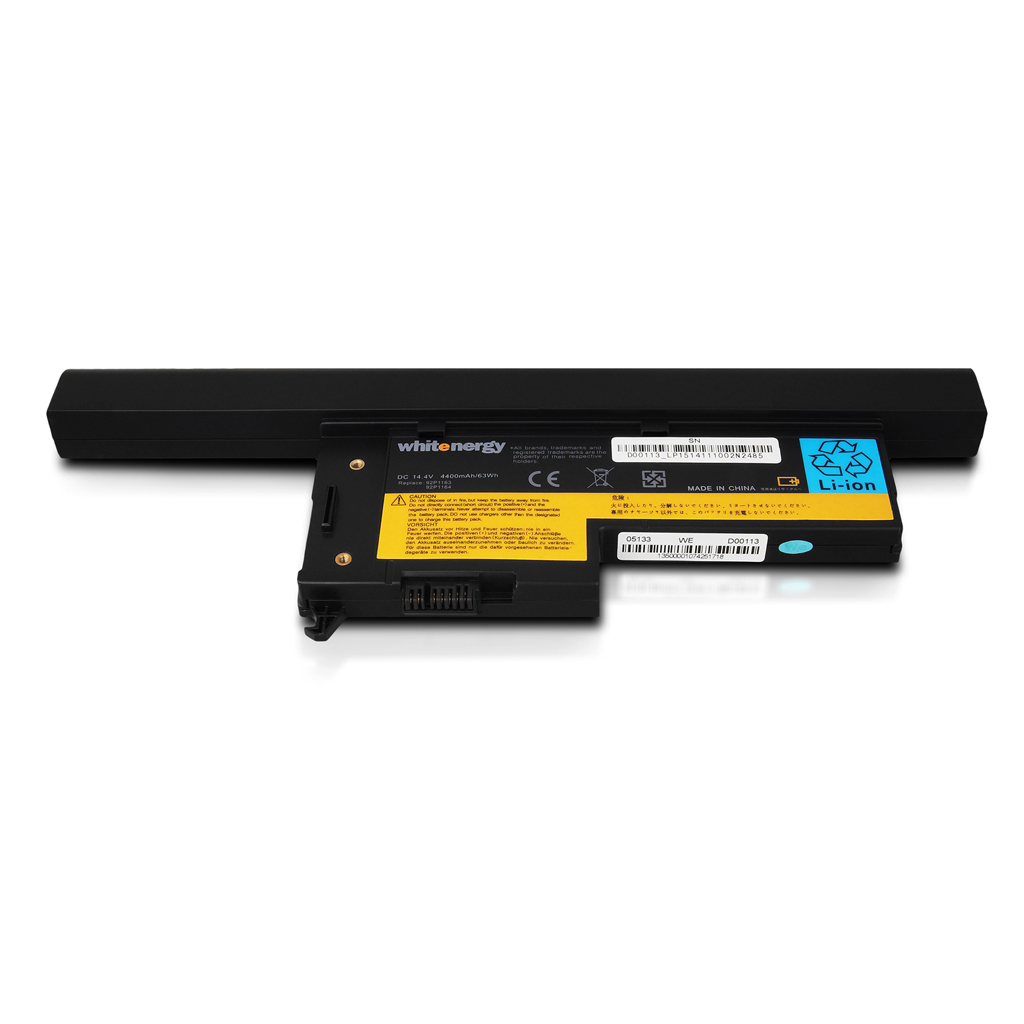 WE HC bat. pro Lenovo ThinkPad X60 14,4V 4400mAh
