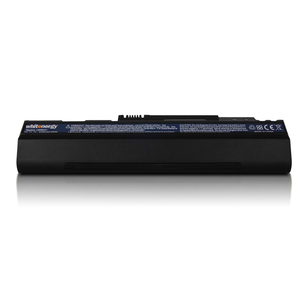WE bat pro Acer Aspire OneA150 11,1V 4400mAh černá