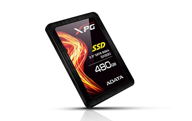 """ADATA SSD SX930 480GB 2.5"""" SATA III 540/420 75K"""