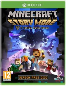 Telltale Games XBox One hra Minecraft: Story Mode