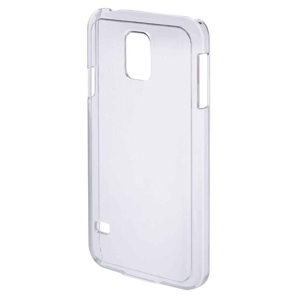 PHONEFASHION Clear kryt pro 3D obrázek pro Samsung Galaxy S5, transparentní
