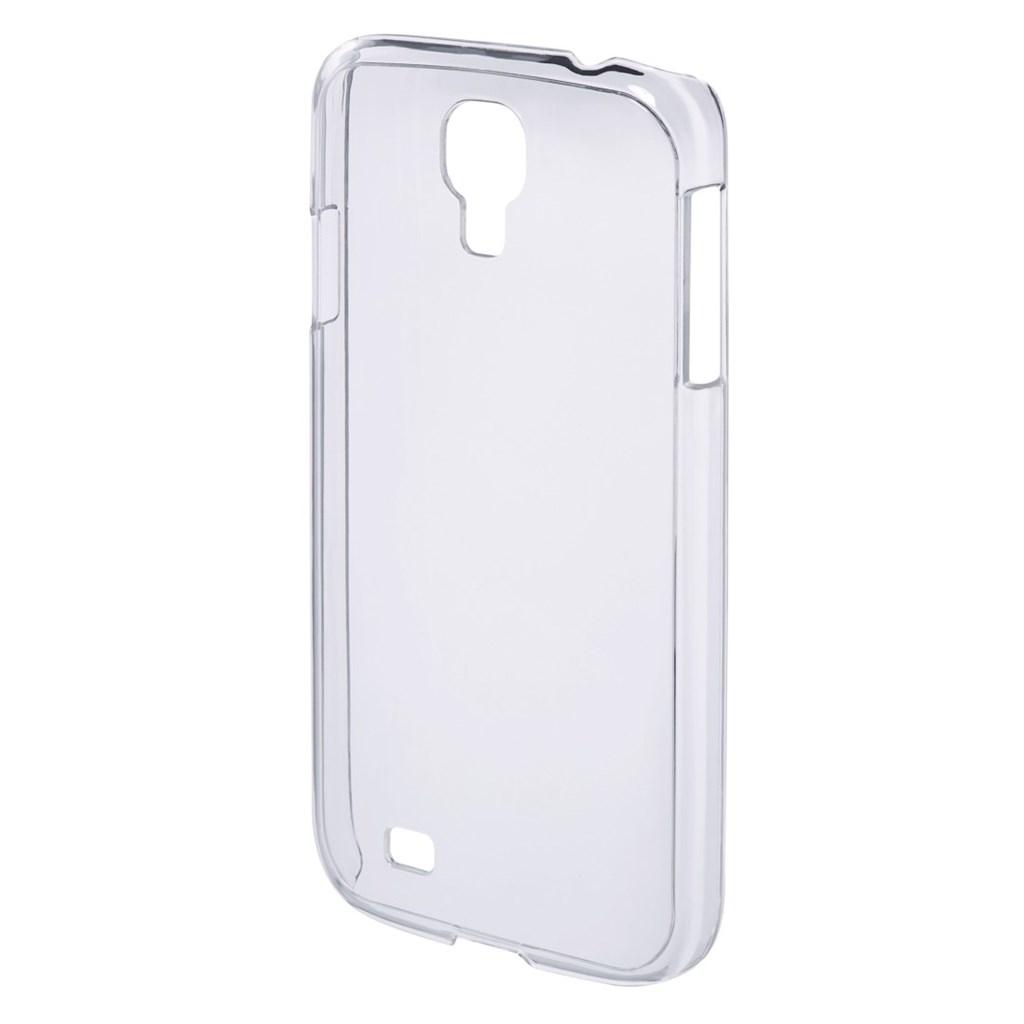 PHONEFASHION Clear kryt pro 3D obrázek pro Samsung Galaxy S4, transparentní