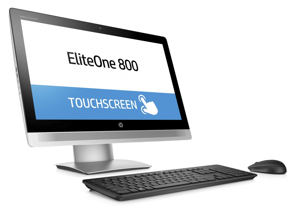 HP EliteOne 800G2 AiO 23 Touch / i3-6100 / 4 GB / 500 GB / Intel HD / Win 10 Pro