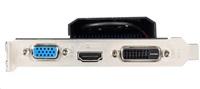 MSI N730K-1GD5LP/OCV1, 1GB GDDR5, 64bit, HDMI, DVI-D, D-SUB