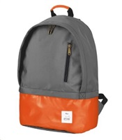 "TRUST Batoh na notebook 16"" Cruz Backpack grey/orange"