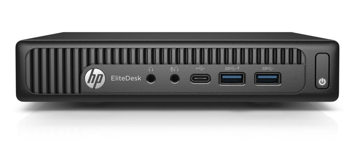 HP EliteDesk 800 G2 DM i5-6500T/4GB/500GB/3NBD/7+10P
