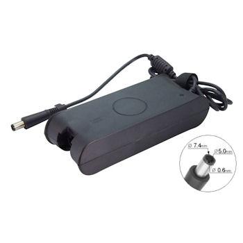 Qoltec Adaptér pro notebooky Dell 90W | 19,5V | 4.62 A | 7.4x5.0