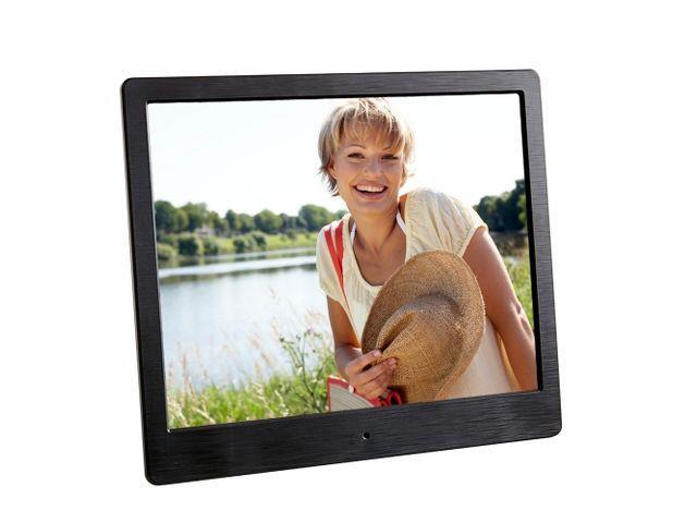 Intenso LCD fotorámeček 9.7'' MediaDesigner TFT/LCD, 1024x768, movies