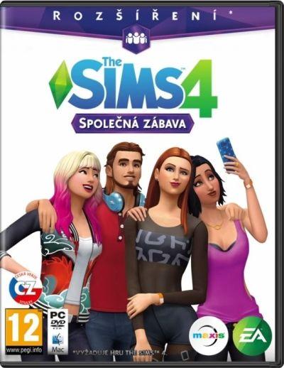 Electronic Arts PC hraThe Sims 4: Společná zábava (EP2)