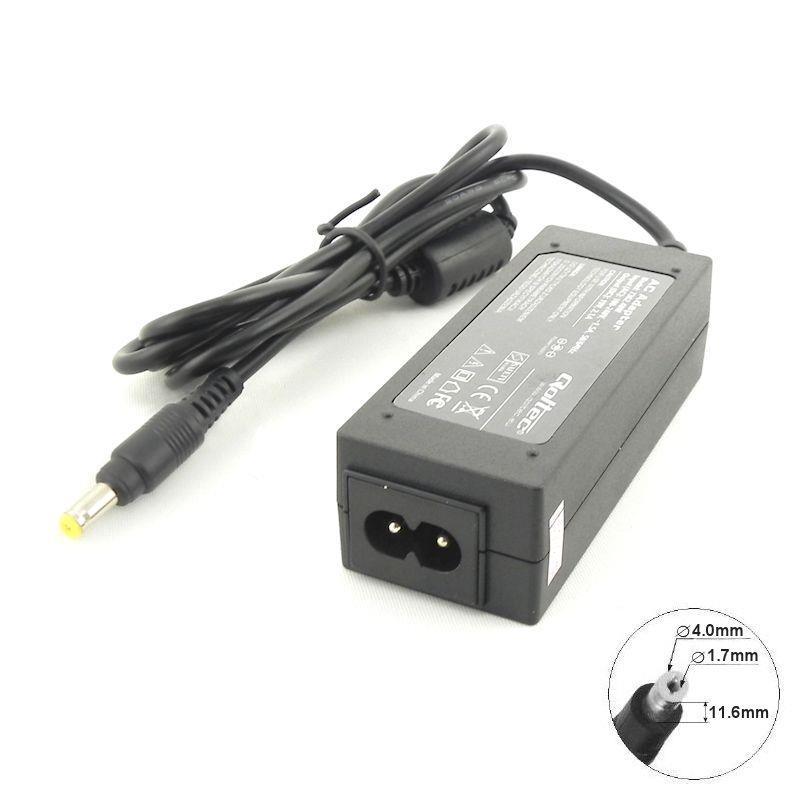 Qoltec Adaptér pro notebooky HP Compaq 30W | 19V | 1.58A | 4.0x1.7