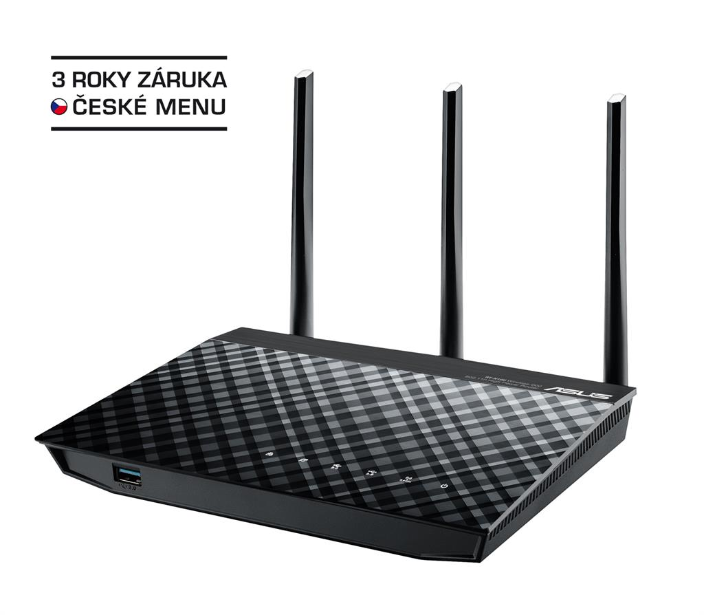 Asus RT-N18U N600 Gigabit Wireless Router, DDWRT support