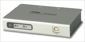 ATEN USB-RS232 Converter 2 port