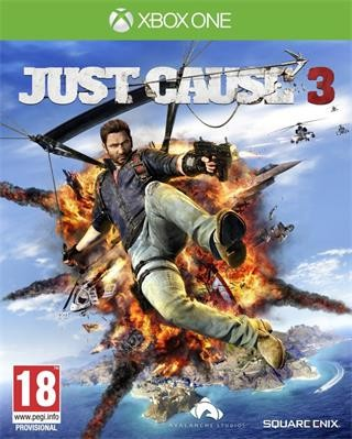 Square Enix Xbox One hra Just Cause 3