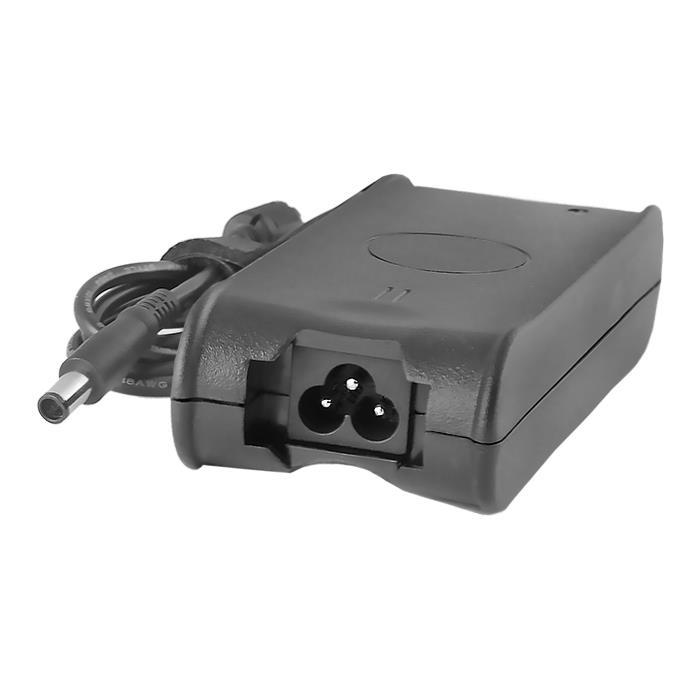 Qoltec Adaptér pro notebooky Dell 90W   19.5V   4.62 A   7.4x5.0+pin