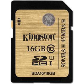 SDHC 16GB UHS-I Class 1 KINGSTON