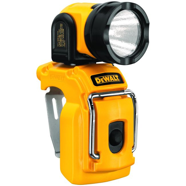 Svítilna aku Dewalt DCL510N LED