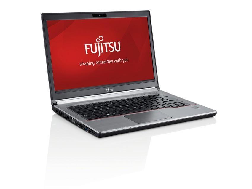 "Fujitsu LIFEBOOK E756 non-vPro i7-6500U/8GB/500GB SSHD/PortRep/DRW/Intel® HD520/15.6"" FHD/TPM/SC/FP/W10Pro+W7Pro"