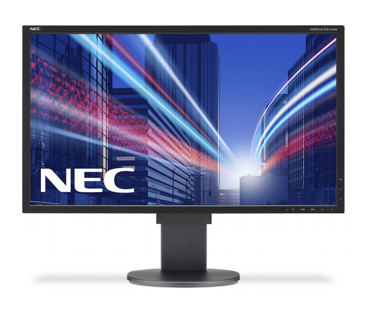 "NEC 27"" EA275WMi IPS/W-LED/2560x1440/6ms/350cd/D-sub/DVI/DP/HDMI/USB/Repro/černý"