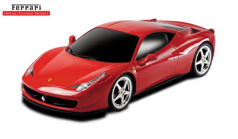 Ferrari 458 Italia Skala 1:12