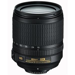 Objektiv Nikon 18-105MM F3.5-5.6G AF-S DX VR ED