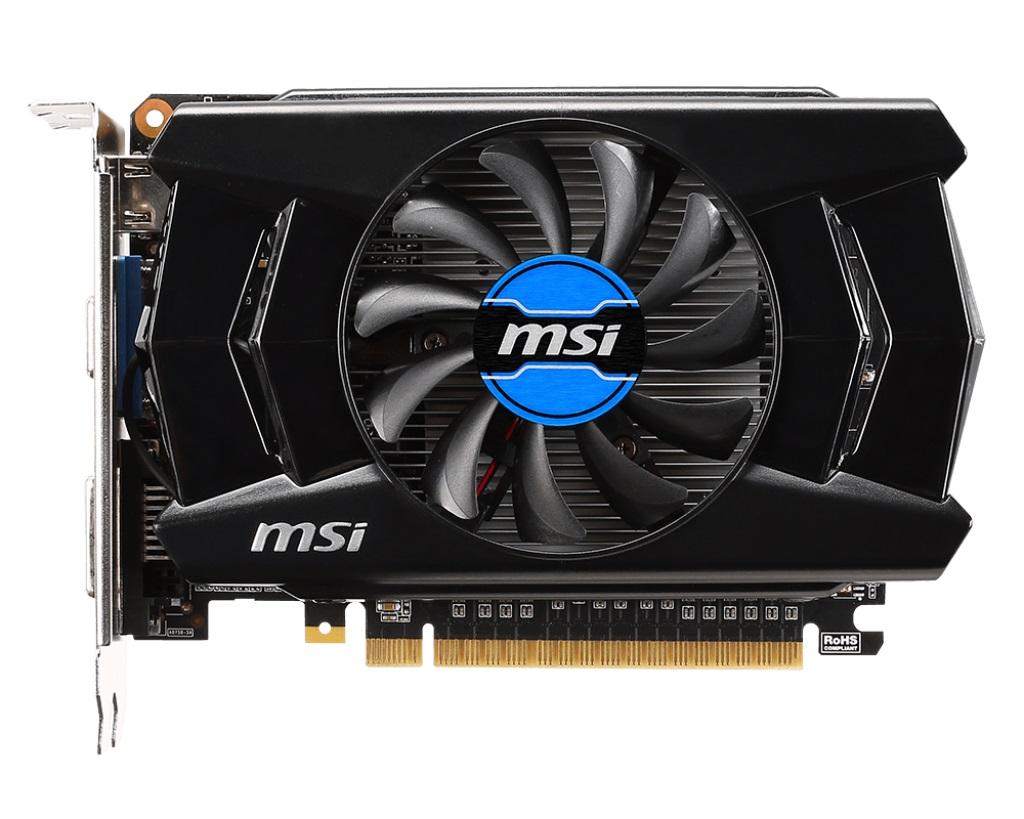 MSI N750Ti-1GD5/OC