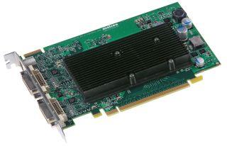 MATROX M9120 DualHead 512MB , 2xDVI, PCI-Express x16