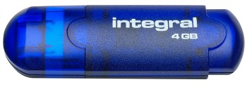 INTEGRAL EVO 4GB USB 2.0 flashdisk