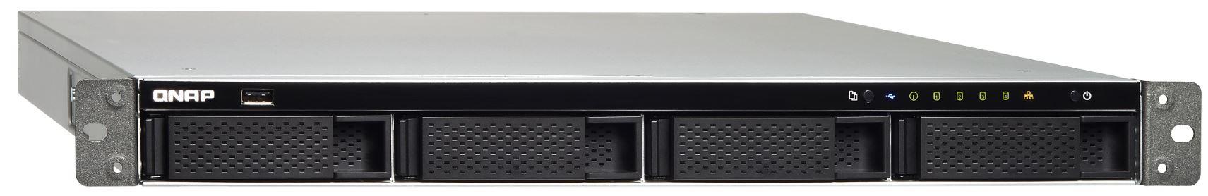 QNAP TS-463U-RP-4G (2G/4GB RAM/4xSATA)