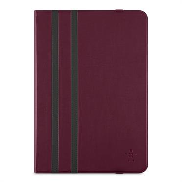 BELKIN Athena Twin Stripe pro iPad Air/Air2, tmavě červený