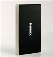 REMAX PowerBank SUPERALLOY 6000 mAh , polymerové baterie , 2,1A výstup, barva zlatočerná
