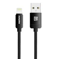 REMAX datový kabel 1m dlouhý , řada Lovely iPhon 5/6, barva černá