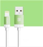 Datový kabel Lovely, iPhon 5/6, barva zelená