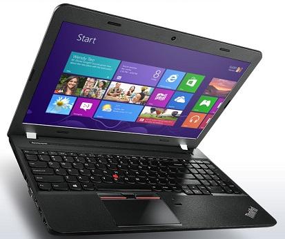 """LENOVO TP E560 černý 20EV0-00Q 15.6"""" IPS 1920x1080mat,i5-6200U@2.3GHz,4GB,500GB72,M370-2GB,VGA,HDMI,3xUSB,6c,W7P+W10P"""