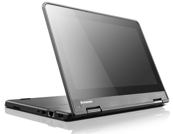 "Lenovo ThinkPad YOGA 11e N2940/4GB/500GB-7200ot./11,6""HD IPS multitouch/Win10/Black"