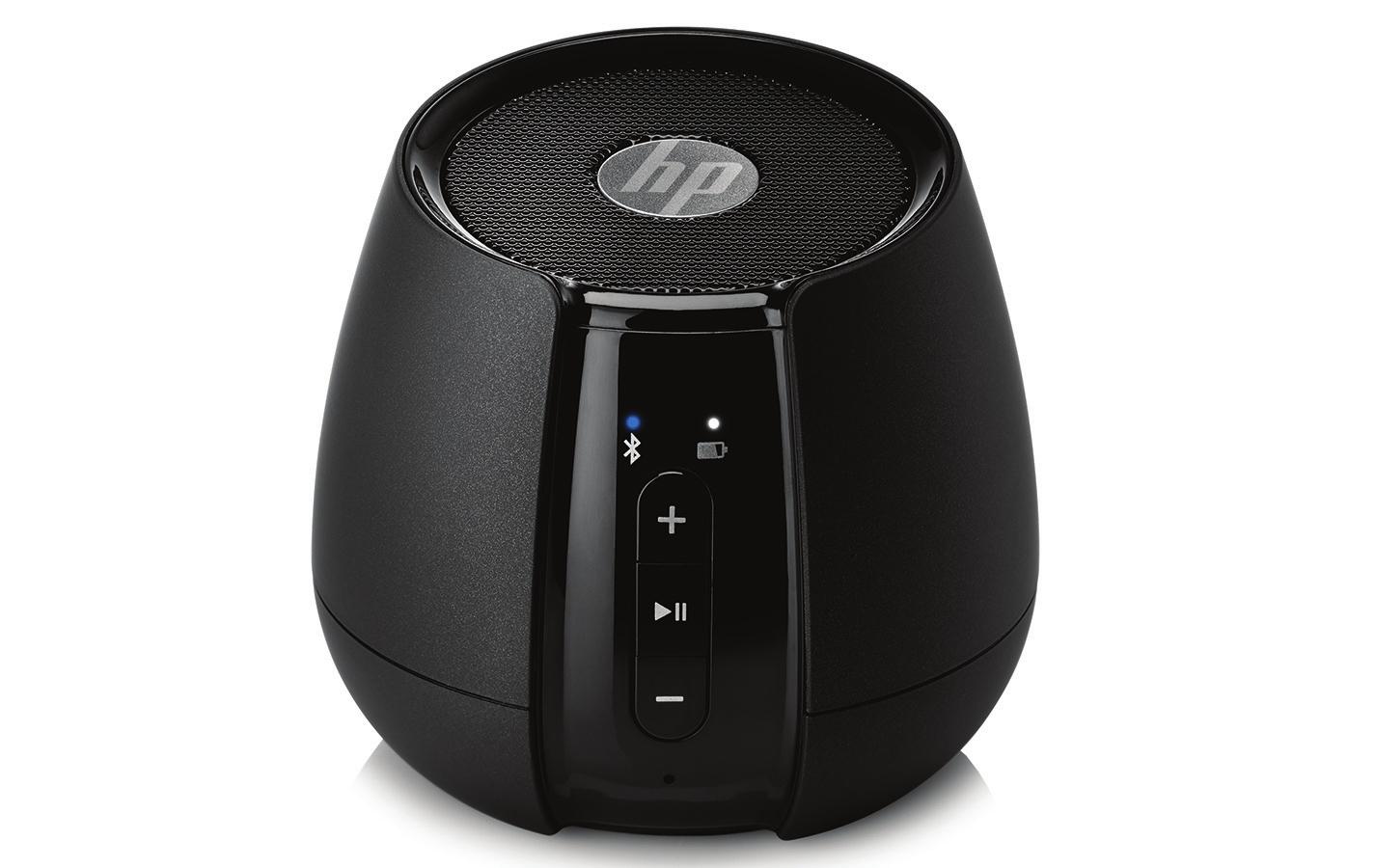 HP Reproduktor S6500, bezdrátový, černý