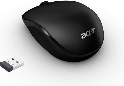 Acer Wireless Optical Mouse Black