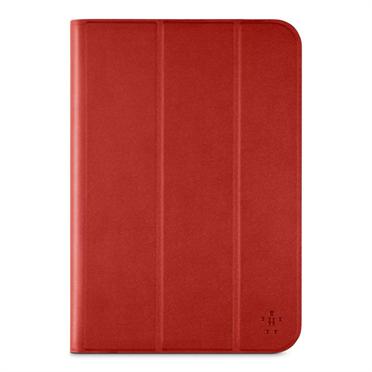 """BELKIN 8"""" Univerzální pouzdro Trifold pro tablety, červené"""